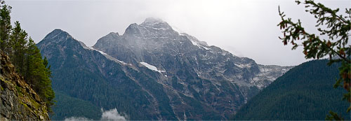 colonial peak in the north cascades national park