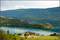 million dollar view along kalamalka lake near vernon bc