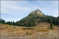 yakima peak tipsoo lake frost