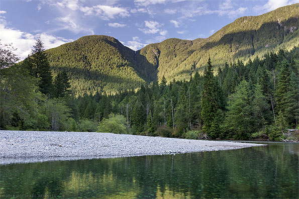 gold creek and mount nutt