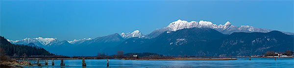 mount blandshard osprey mountain pitt river