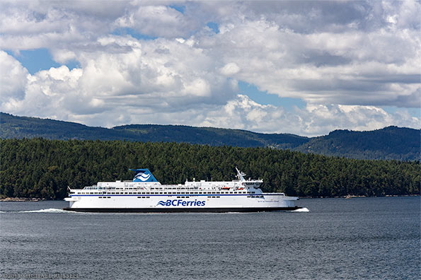spirit of vancouver island ferry bc ferries
