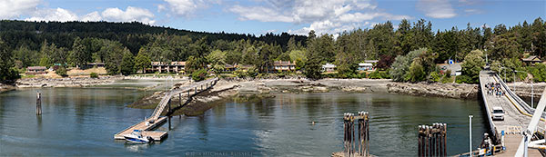 sturdies bay galiano island