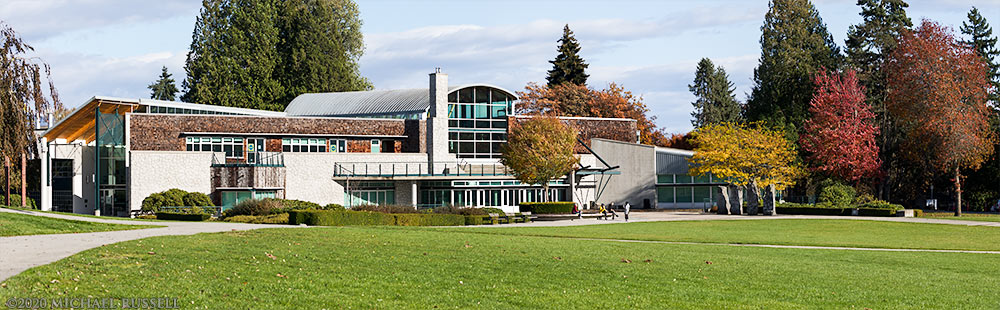 shadbolt centre for the arts at burnabys deer lake park