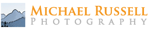 michael russell photography logo