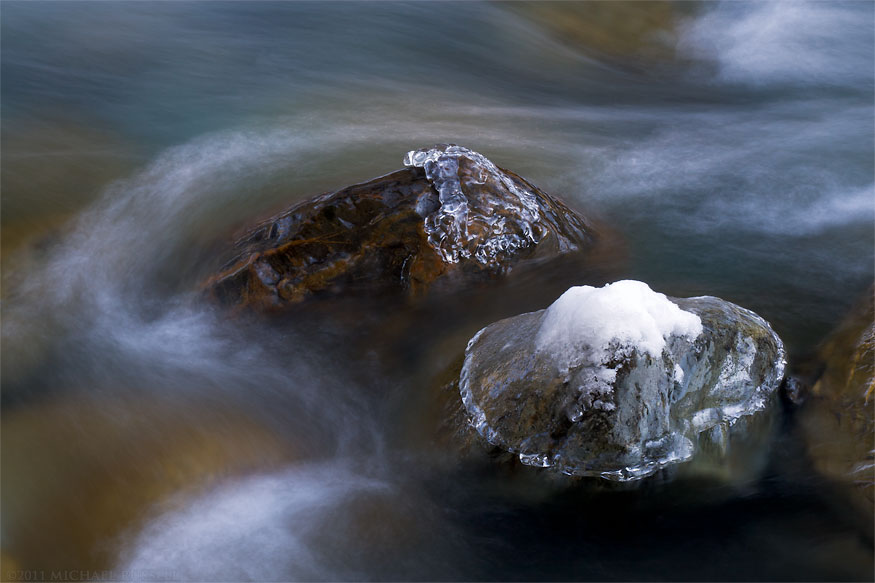 chilliwack river rocks abstract