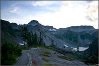 tabletop mountain austin pass lakes
