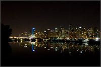 downtown vancouver and coal harbour