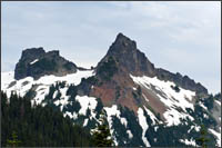 castle pinnacle peak tatoosh range