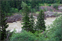 fraser river north of yale
