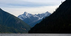 mt redoubt chilliwack lake