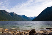 mt redoubt at chillwack lake