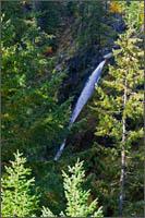 upper gorge creek falls
