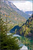 gorge lake ross lake national recreation area