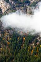 clouds on sourdough mountain