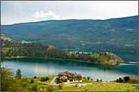 million dollar view along kalamalka lake near vernon bc