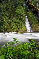 eureka falls on silverhope creek