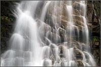 eureka falls in spring