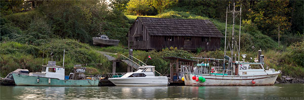 fraser river fishing boats