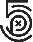 500px fingerprint logo