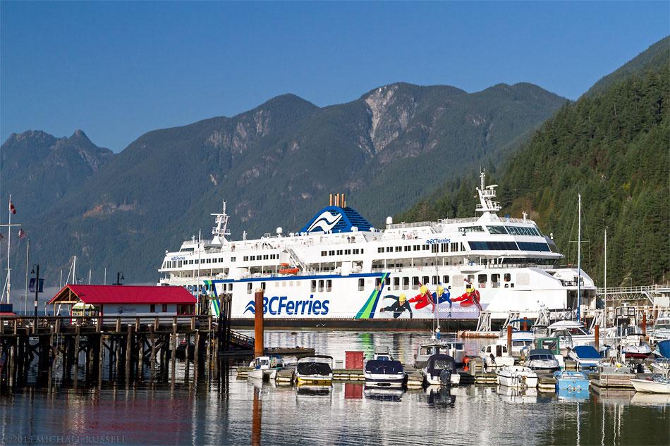 Horseshoe Bay in BC, Canada - harbor Reviews - Phone ...  |Horseshoe Bay Boat