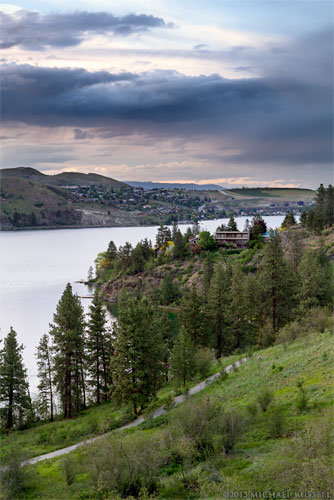 lakeside property in vernon british columbia